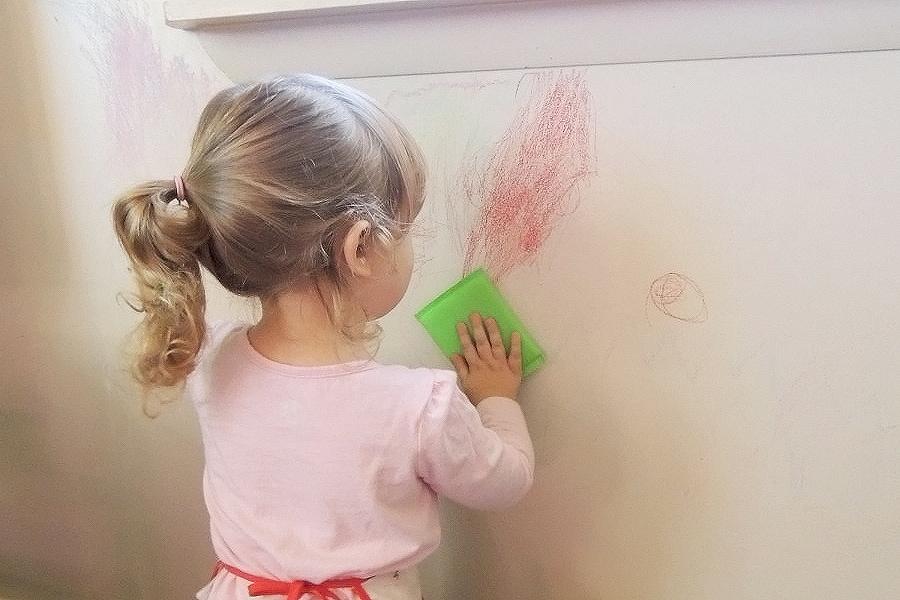 چگونه دیوارها را تمیز کنیم