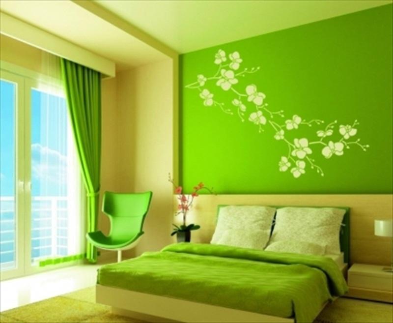 کاربرد رنگ سبز