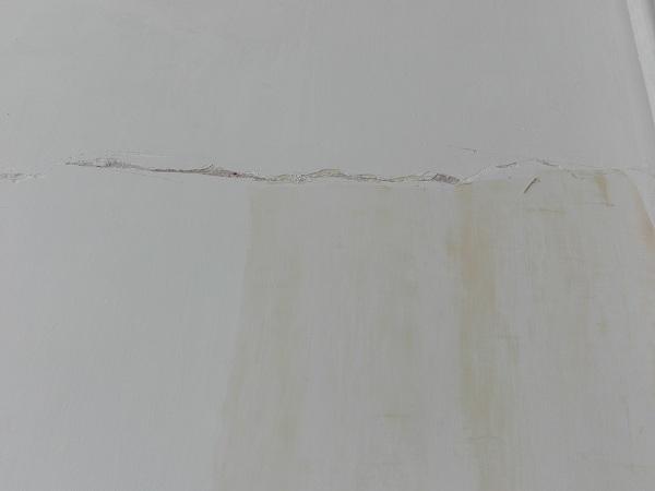 نحوه بر طرف کردن ترک دیوار و سقف
