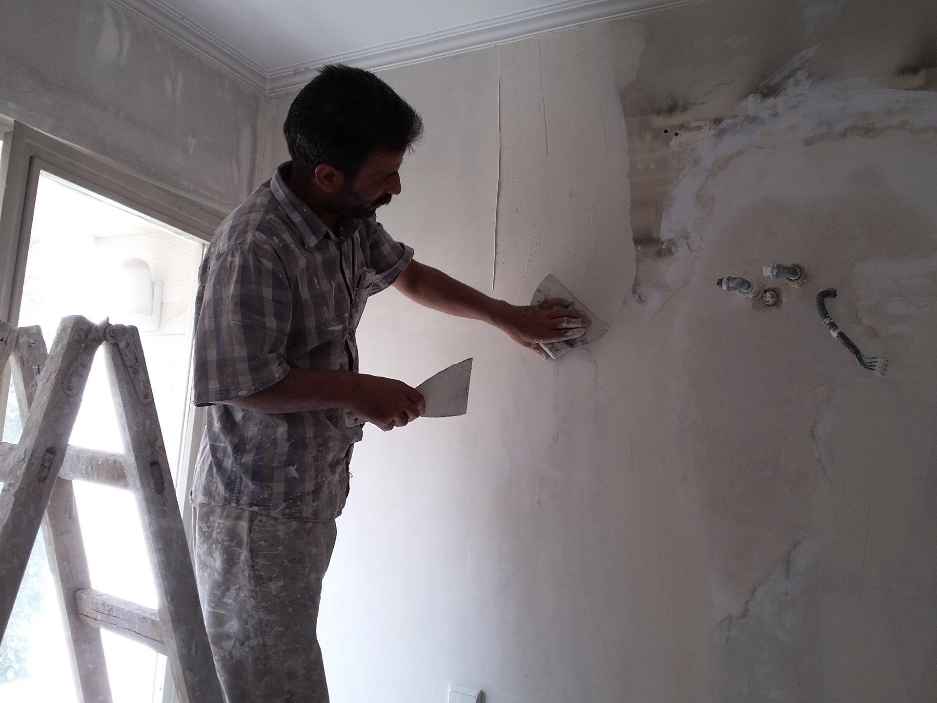 ترفندهای نقاشی ساختمان