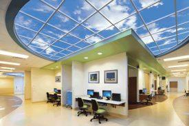 مزایای سقف های کششی